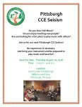 Pittsburgh Comhaltas – Pittsburgh CCE: Promoting Irish ...